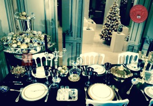 Mirror mirror qui a la plus belle table de fête