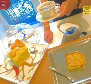 Teatime à la parisienne